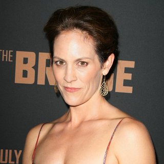 Annabeth Gish in FX's The Bridge Premiere