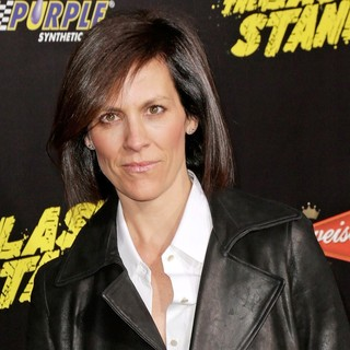 Annabeth Gish in The World Premiere of The Last Stand