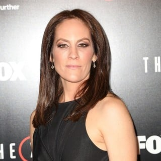 Annabeth Gish in The X-Files Premiere Event