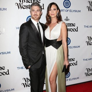 Dave Annable, Odette Annable in Art of Elysium's 9th Annual Heaven Gala - Arrivals