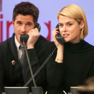 Dave Annable, Rachael Taylor in ABC's Day of Giving Telethon to Raise Funds for The Victims Affected by Hurricane Sandy