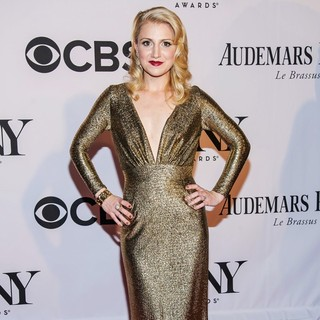 Annaleigh Ashford in The 67th Annual Tony Awards - Arrivals