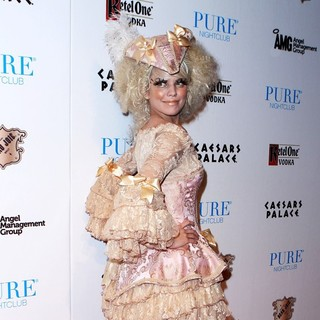 AnnaLynne McCord in Pure Nightclub Kicks Off Halloween Weekend with A Night of Haunted Seduction