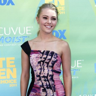 AnnaSophia Robb in 2011 Teen Choice Awards