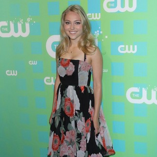 AnnaSophia Robb in 2012 The CW Upfront Presentation