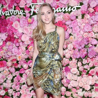 AnnaSophia Robb in The Launch of Salvatore Ferragamo's Signorina Fragrance