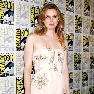 Anne Dudek in 2011 Comic Con Convention - Day 1 - Arrivals