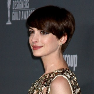 Anne Hathaway in 15th Annual Costume Designers Guild Awards