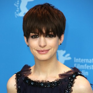 Anne Hathaway in 63rd Berlin International Film Festival - Les Miserables Photocall