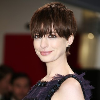 Anne Hathaway in The Premiere of Les Miserables - During The 63rd Annual Berlin International Film Festival