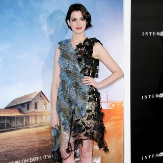 New York Premiere of Interstellar - Red Carpet Arrivals