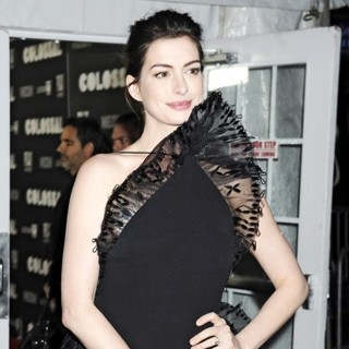 Anne Hathaway-Special Screening of The Kinofilms' Colossal - Outside Arrivals