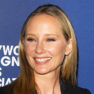 Anne Heche - The Hollywood Foreign Press Association's Grants Banquet