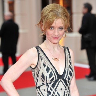 Anne-Marie Duff in The Olivier Awards 2013 - Arrivals - anne-marie-duff-olivier-awards-2013-01