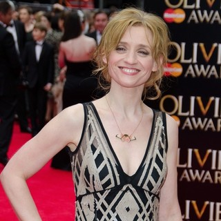 Anne-Marie Duff in The Olivier Awards 2013 - Arrivals - anne-marie-duff-olivier-awards-2013-02