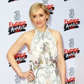 Anne-Marie Duff in Three Empire Awards - Arrivals