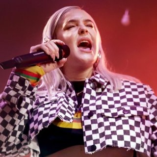 Anne-Marie in Anne-Marie Performs at Manchester O2 Ritz