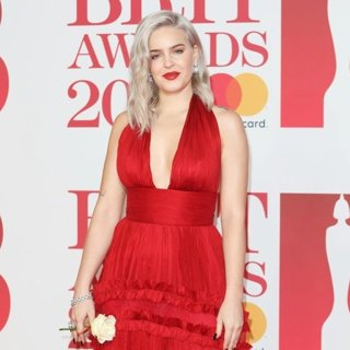 Anne-Marie in The BRIT Awards 2018 - Arrivals