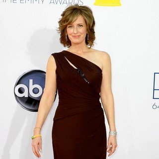 Anne Sweeney in 64th Annual Primetime Emmy Awards - Arrivals