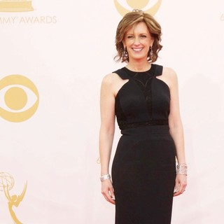 Anne Sweeney in 65th Annual Primetime Emmy Awards - Arrivals