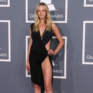 Anne Vyalitsyna in 54th Annual GRAMMY Awards - Arrivals