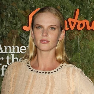 Anne Vyalitsyna in Opening Night Gala of The Wallis Annenberg Center for The Performing Arts