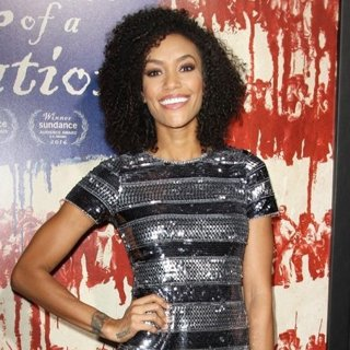 Annie Ilonzeh-The Birth of a Nation Los Angeles Premiere