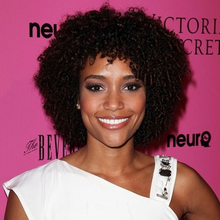 Annie Ilonzeh in Victoria's Secret 6th Annual What Is Sexy? List: Bombshell Summer Edition Event