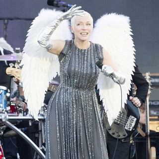 Annie Lennox in The Diamond Jubilee Concert
