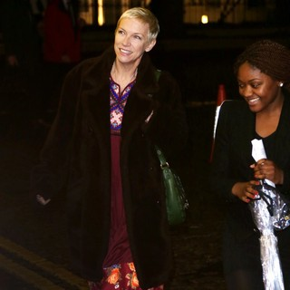 Annie Lennox in Dom Hemingway - UK Film Premiere