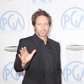 David Duchovny in The 21st Annual PGA Awards 2010