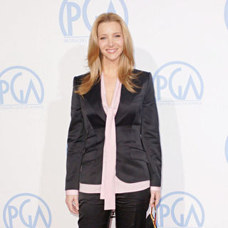 Lisa Kudrow in The 21st Annual PGA Awards 2010