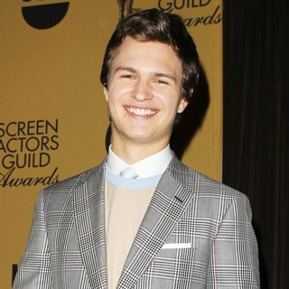 Ansel Elgort in 21st Annual Screen Actors Guild Awards - Nominations - ansel-elgort-21st-annual-screen-actors-guild-awards-nominations-01