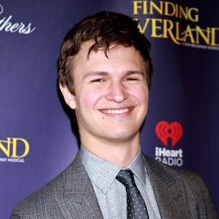 Ansel Elgort in Opening Night of Broadway's Finding Neverland - Arrivals - ansel-elgort-opening-night-finding-neverland-01