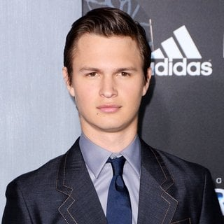 Ansel Elgort in US Premiere of The Divergent Series: Insurgent - Red Carpet Arrivals
