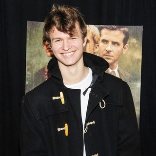 Ansel Elgort in New York Premiere of The Place Beyond the Pines