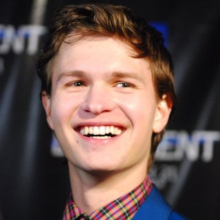 Ansel Elgort in Chicago Screening Red Carpet Arrivals for The Film Divergent