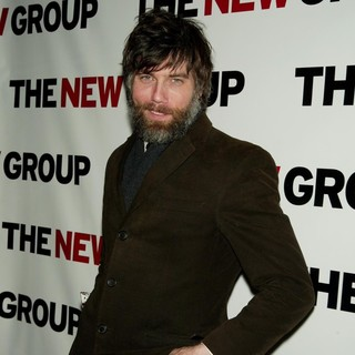 Anson Mount in Opening Night After Party for The New Group's Mourning Becomes Electra: A Trilogy