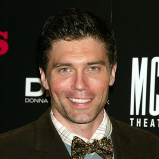 Anson Mount in Opening Night of The Broadway Play Reasons to Be Pretty - Arrivals