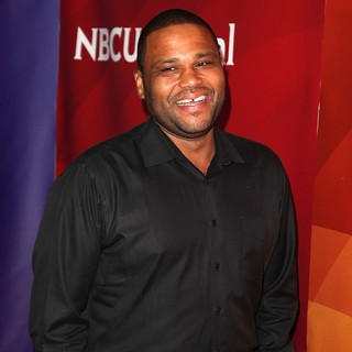 Anthony Anderson in NBC Universal Press Tour