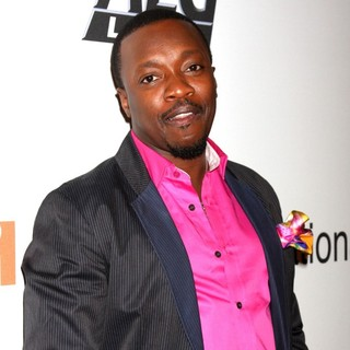 Anthony Hamilton in The 2010 Annual Clive Davis Pre-Grammy Party - Arrivals - anthony-hamilton-2010-annual-clive-davis-pre-grammy-party-01