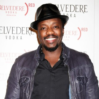 Anthony Hamilton in Belvedere Vodka Launch Party for (RED) Special Edition Bottle - anthony-hamilton-belvedere-vodka-launch-party-01