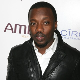 Anthony Hamilton in The Fourth Annual Black Girls Rock Awards