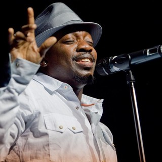 Anthony Hamilton in Anthony Hamilton Performing Live at Indigo