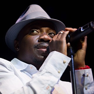 Anthony Hamilton Performing Live at Indigo