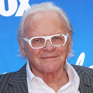 Anthony Hopkins in American Idol Finale Results Show Live - Arrivals