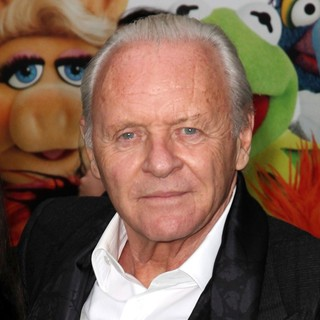 Anthony Hopkins in The Premiere of Walt Disney Pictures' The Muppets - Arrivals