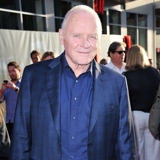 Anthony Hopkins in Los Angeles Premiere of Thor - Arrivals