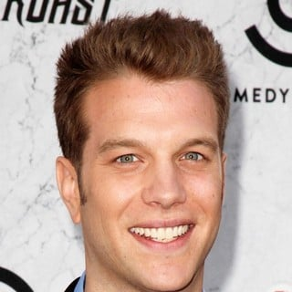 Anthony Jeselnik in Comedy Central Roast of Charlie Sheen - Arrivals