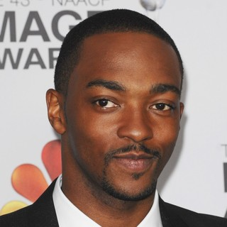 Anthony Mackie in The 43rd Annual NAACP Awards - Arrivals